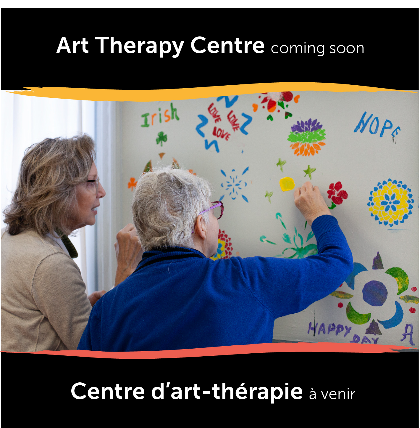 Annonucing Our New Art Therapy Centre