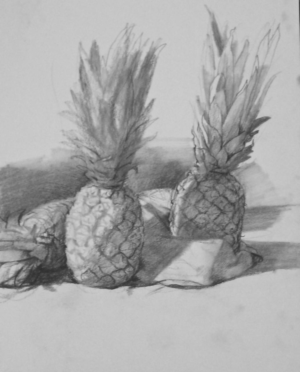 dessin drawing École d'art Pointe-Saint-Charles Art School