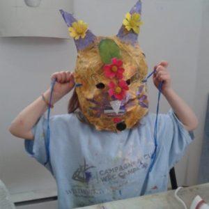 Children's Summer Art Camp Pointe-St-Charles Art School / Camp d'été d'art pour enfants